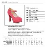 Hình ảnh nguồn hàng Giày cao gót dây quay giá sỉ quảng châu taobao 1688 trung quốc về TpHCM
