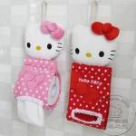 Hình ảnh nguồn hàng Hộp treo đựng khăn giấy cuộn Hello Kitty giá sỉ quảng châu taobao 1688 trung quốc về TpHCM