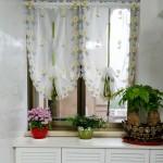 Hình ảnh nguồn hàng Rèm cửa treo mỏng Roman họa tiết hoa lá tinh tế giá sỉ quảng châu taobao 1688 trung quốc về TpHCM