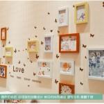 Hình ảnh nguồn hàng Bộ khung hình LOVE dán tường dễ thương giá sỉ quảng châu taobao 1688 trung quốc về TpHCM