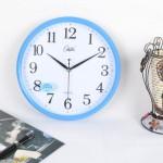 Hình ảnh nguồn hàng Đồng hồ tròn treo tường đơn giản thanh lịch giá sỉ quảng châu taobao 1688 trung quốc về TpHCM