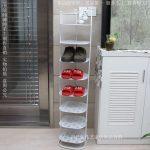 kệ sắt để giày nhiều tầng