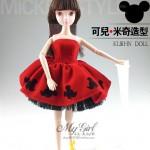 Hình ảnh nguồn hàng Búp bê barbie nhựa Disney dễ thương giá sỉ quảng châu taobao 1688 trung quốc về TpHCM