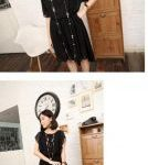 Hình ảnh nguồn hàng Dây chuyền đôi ngọc trai nữ dài thời trang giá sỉ quảng châu taobao 1688 trung quốc về TpHCM