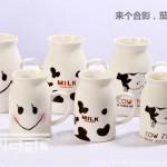 Hình ảnh nguồn hàng Ly sứ Nhật Bản hoạt hình bò sữa dễ thương giá sỉ quảng châu taobao 1688 trung quốc về TpHCM
