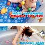 Hình ảnh nguồn hàng Bể bơi nhựa bơm hơi dễ thương an toàn cho trẻ em giá sỉ quảng châu taobao 1688 trung quốc về TpHCM