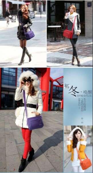 Hình ảnh nguồn hàng Túi vải đeo chéo nữ nhỏ gọn thời trang giá sỉ quảng châu taobao 1688 trung quốc về TpHCM