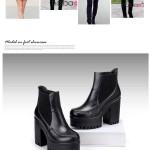Hình ảnh nguồn hàng Giày boot cao gót nữ da mềm thời trang giá sỉ quảng châu taobao 1688 trung quốc về TpHCM