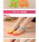 Hình ảnh nguồn hàng Giày nữ nhựa nhiều màu dễ thương giá sỉ quảng châu taobao 1688 trung quốc về TpHCM