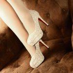 giày ren hoa được yêu thích nhất