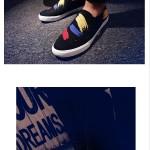 giày lười nam nhiều màu nguồn hàng quảng châu trung quốc