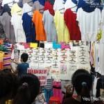 nguồn hàng quần áo từ chợ đầu mối