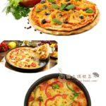 khay nướng bánh pizza nguồn hàng quảng châu trung quốc