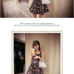 Hình ảnh nguồn hàng Váy hoa hai dây ngắn quyến rũ giá sỉ quảng châu taobao 1688 trung quốc về TpHCM