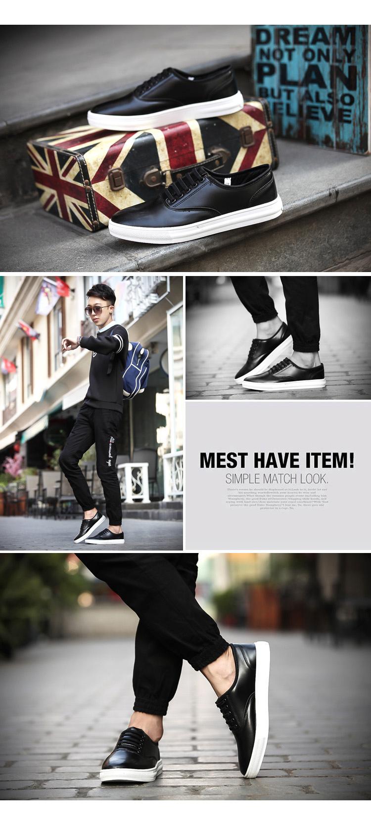 Mẫu giày nam phong cách causal đơn giản đang được ưa chuộng nhất Mua Bán Sỉ Lẻ Order Quảng Châu