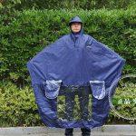 áo mưa dơi tiện lợi khi sử dụng