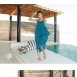 Hình ảnh nguồn hàng Váy Hàn Quốc dành cho nữ khi đi biển giá sỉ quảng châu taobao 1688 trung quốc về TpHCM