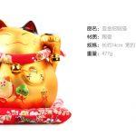 Hình ảnh nguồn hàng Mèo may mắn quà tặng tuyệt vời giá sỉ quảng châu taobao 1688 trung quốc về TpHCM