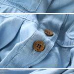 Hình ảnh nguồn hàng Áo sơ mi xòe màu xanh ngọc dành cho nữ giá sỉ quảng châu taobao 1688 trung quốc về TpHCM