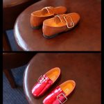 Hình ảnh nguồn hàng Giày mùa xuân dành cho trẻ em phong cách Anh giá sỉ quảng châu taobao 1688 trung quốc về TpHCM