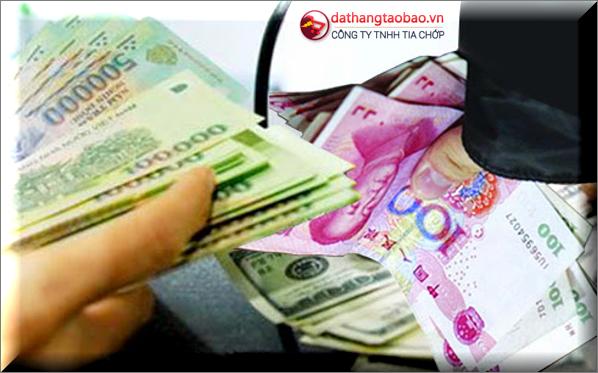 Dịch vụ chuyển đổi tiền Trung Quốc sang đồng Việt Nam