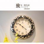 Hình ảnh nguồn hàng Đồng hồ treo tường trang trí độc đáo giá sỉ quảng châu taobao 1688 trung quốc về TpHCM
