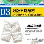 Hình ảnh nguồn hàng Quần Short nam vải cotton thoáng khí giá sỉ quảng châu taobao 1688 trung quốc về TpHCM