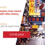 Hình ảnh nguồn hàng Khóa học online: Đặt Mua Hàng Quảng Châu Về Việt Nam (Không Cần Biết Tiếng Trung) giá sỉ quảng châu taobao 1688 trung quốc về TpHCM
