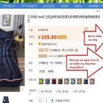 Hình ảnh nguồn hàng Hướng Dẫn Kiểm Tra Đánh Giá Độ Uy Tín Các Shop Đặt Hàng Trung Quốc giá sỉ quảng châu taobao 1688 trung quốc về TpHCM